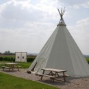 Outside - Tipi's