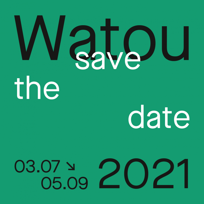 Save the date: Kunstenfestival Watou